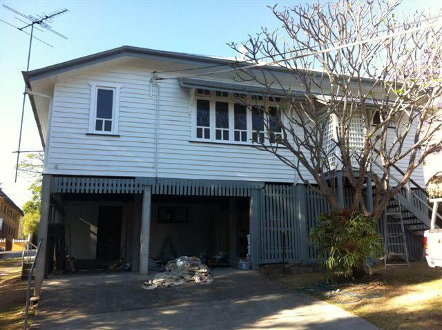 Brisbane house painting - Clayton & Cosier painters